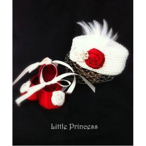 Chaussures et bonet 55€