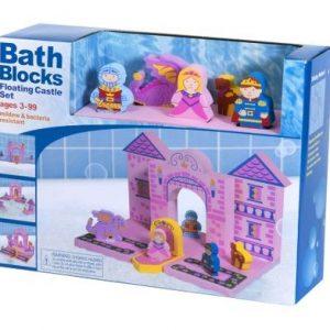 Chateau – cubes en mousse pour bain